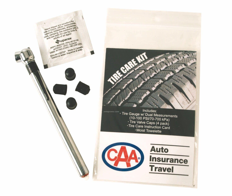 Tire Care Kit (Blank)
