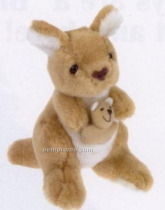 Stock Kangaroo Stuffed Animal