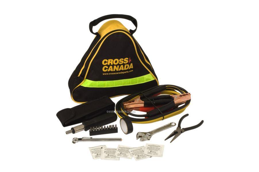 Triangle Bag Safety Kit