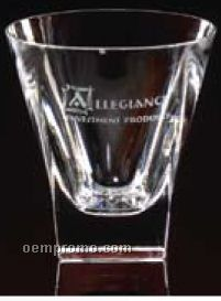 9 3/4 Oz. Festival Crystalline Rocks Glass - Set Of 2