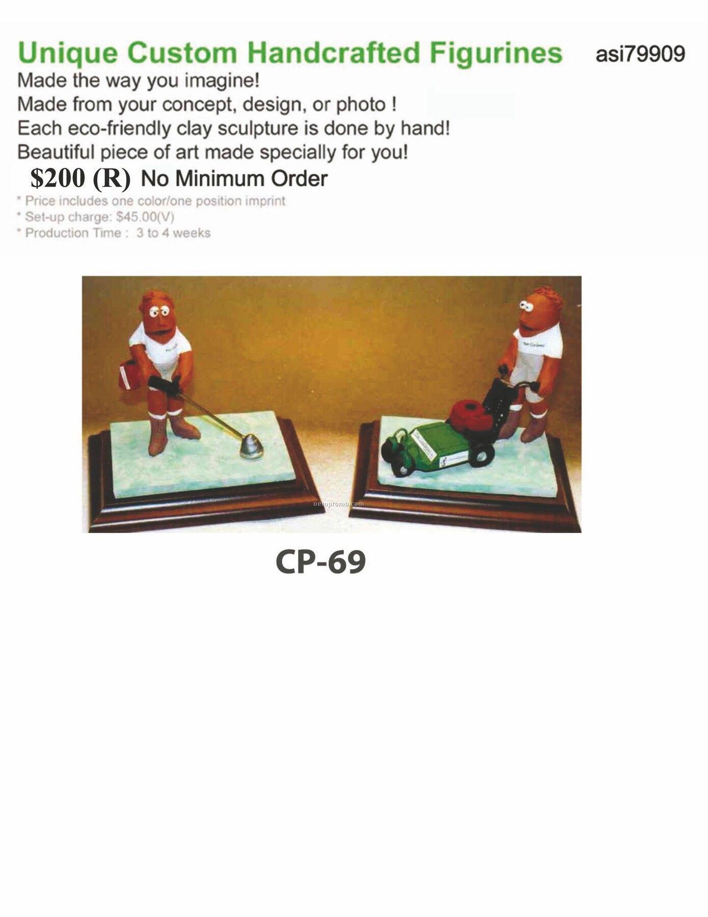 Custom Handcrafted Figurine