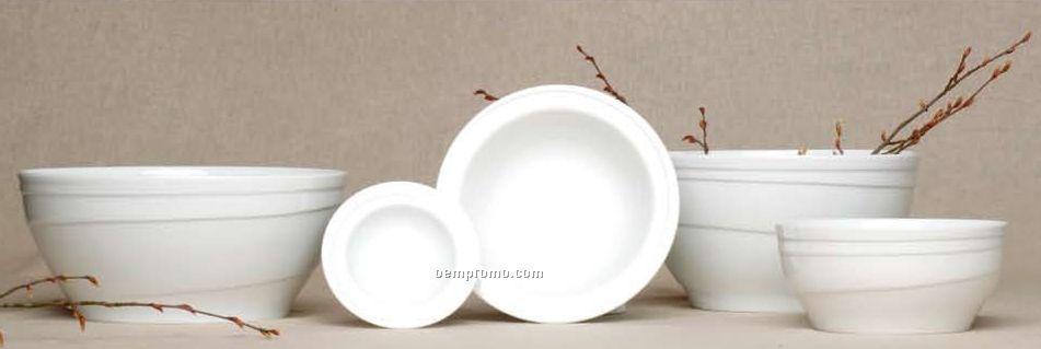 Elan Porcelain Salad Bowl