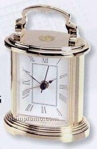Gold Plated Prestige Alarm Clock