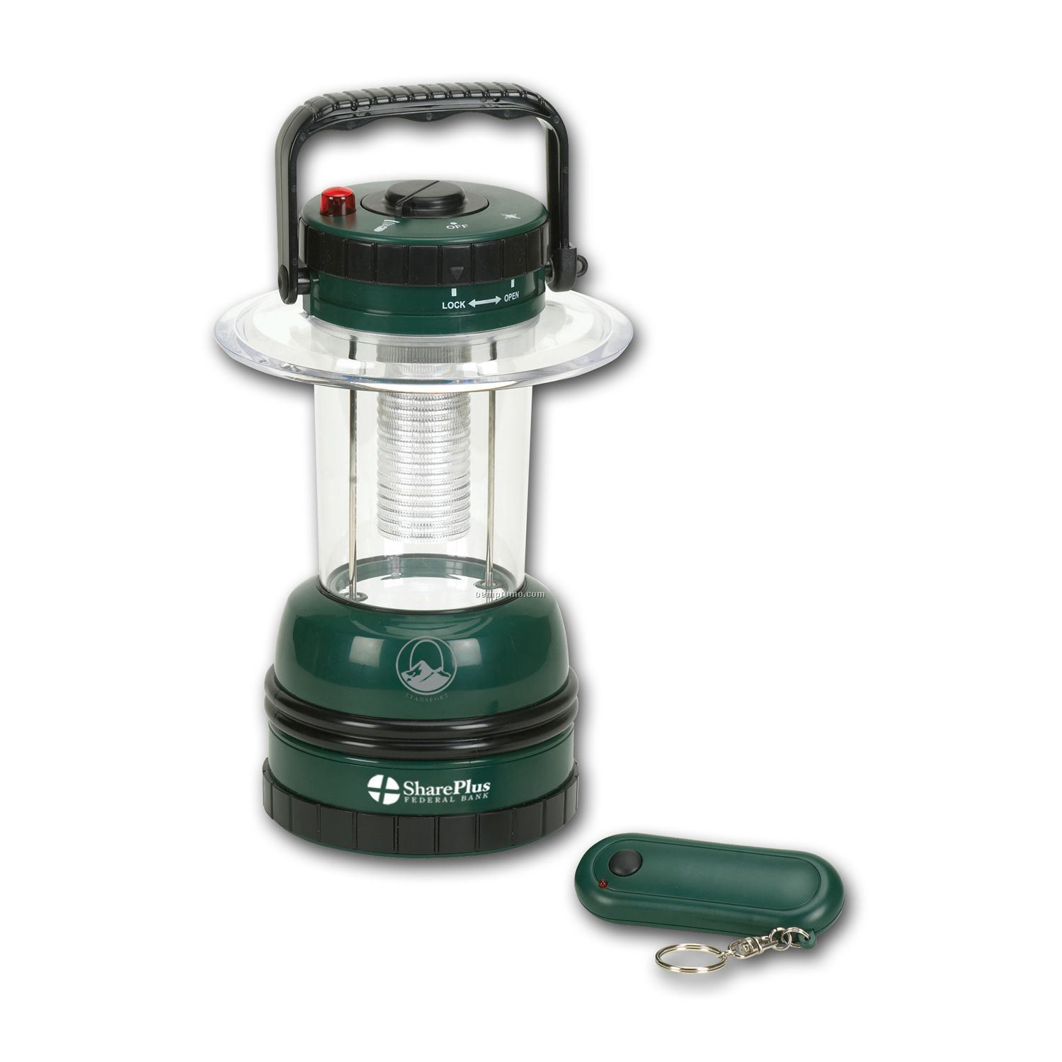 Stansport Remote Control 4d Lantern
