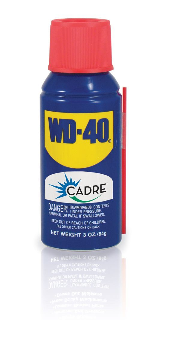 Wd-40 3 Oz. Handy Can