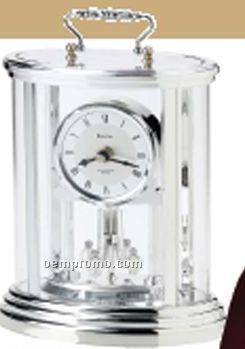 Amesbury II Aluminum Chime Clock