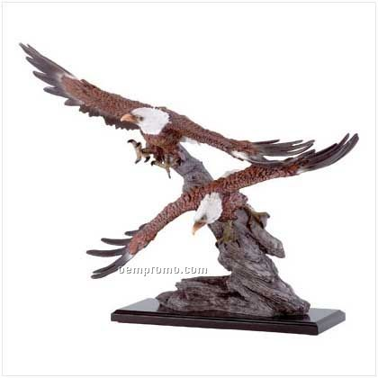 Soaring Eagles Statue