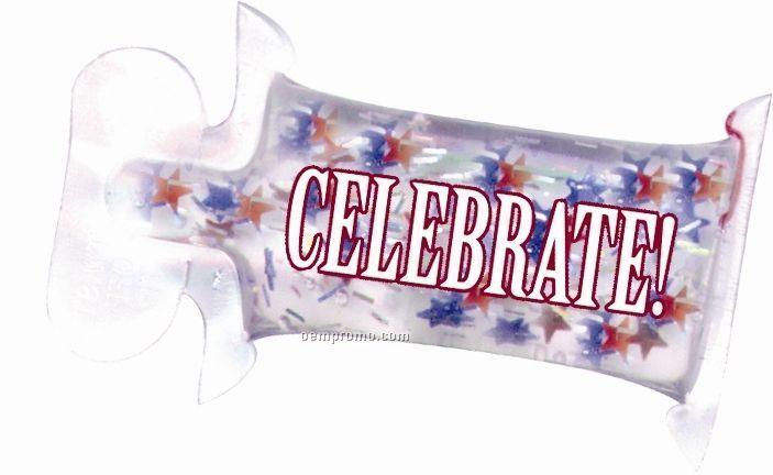 15cc Patriotic Party Sparkles Body Glitter