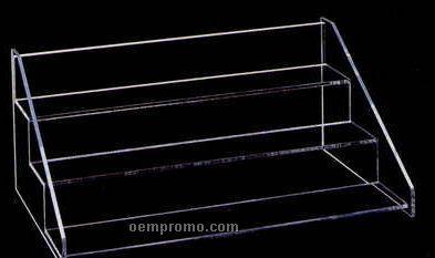 Acrylic Three Tier Display Rack (16