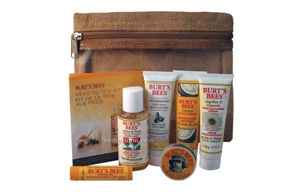 Burt's Bees The Everything Kit - Jute Envelope