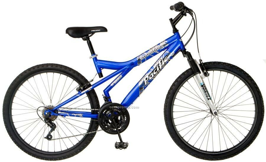 Pacific Cycle Men's Evolution Bicycle
