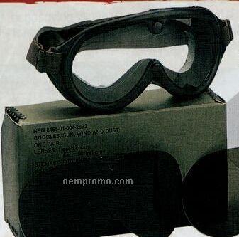 Genuine Gi Sun/ Wind & Dust Goggles