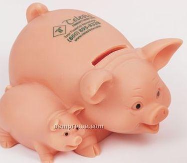 Pig Pal Flesh Pig Bank