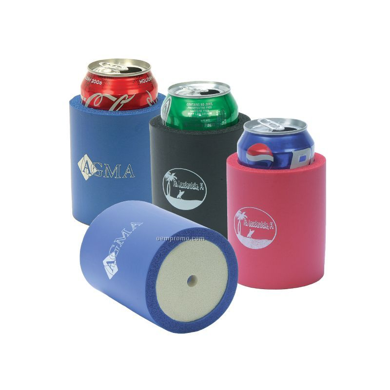 Thick Foam Can Holder/Cooler