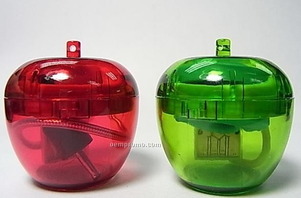 Apple-shaped Universal Charger Reader