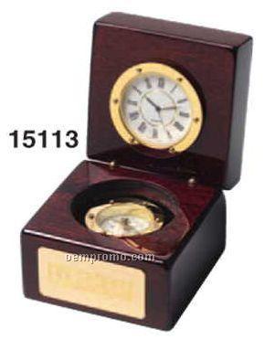 Navigator Clock & Compass