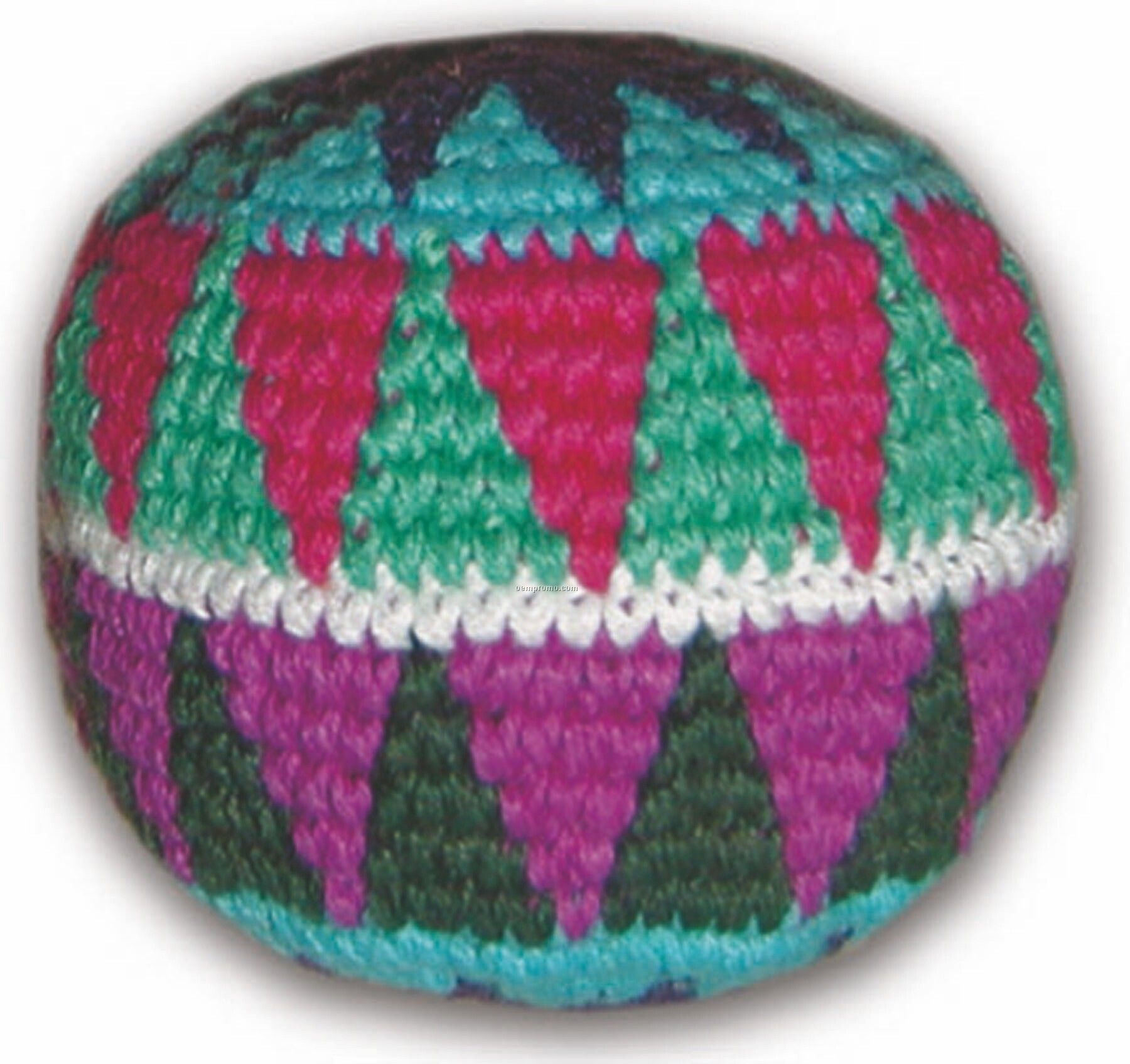 Guatemalan Crocheted Footbag