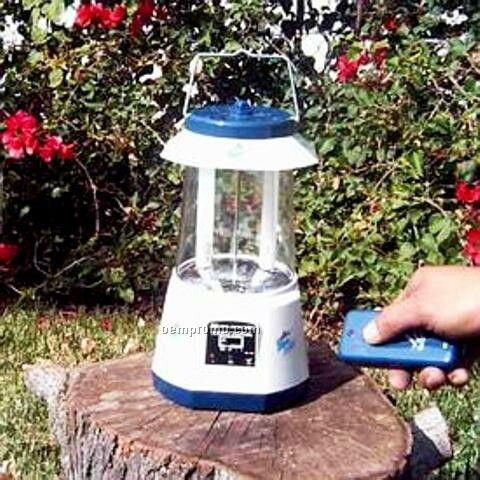 Rechargeable Remote Control Lantern With Carry Bag