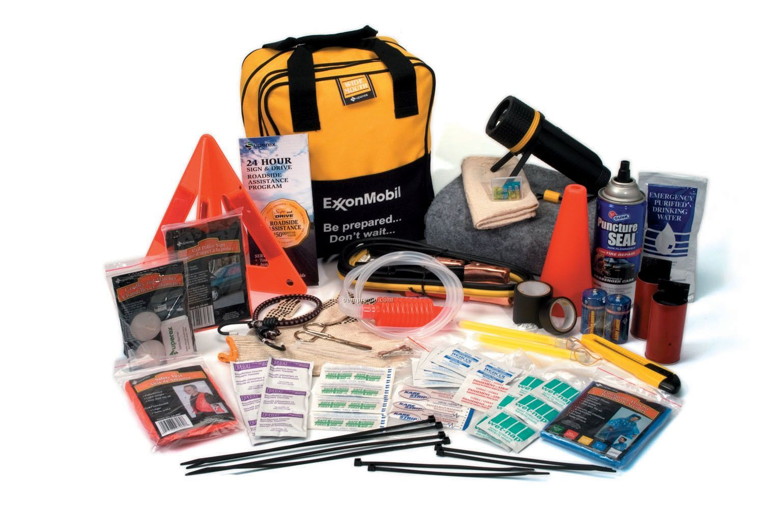 Deluxe Highway Emergency Kit