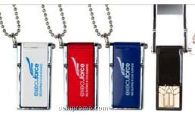 Flip Open Slim Cob Flash Drive