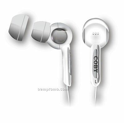 Coby Super Bass Digital Stereo Earphones