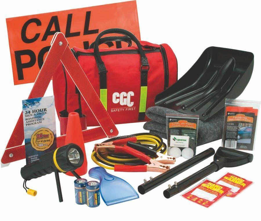 Winter Emergency Kit
