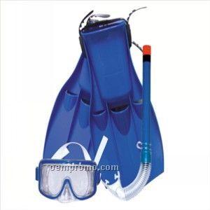 Adult Snorkel Set