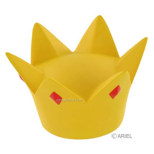 Crown Squeeze Toy