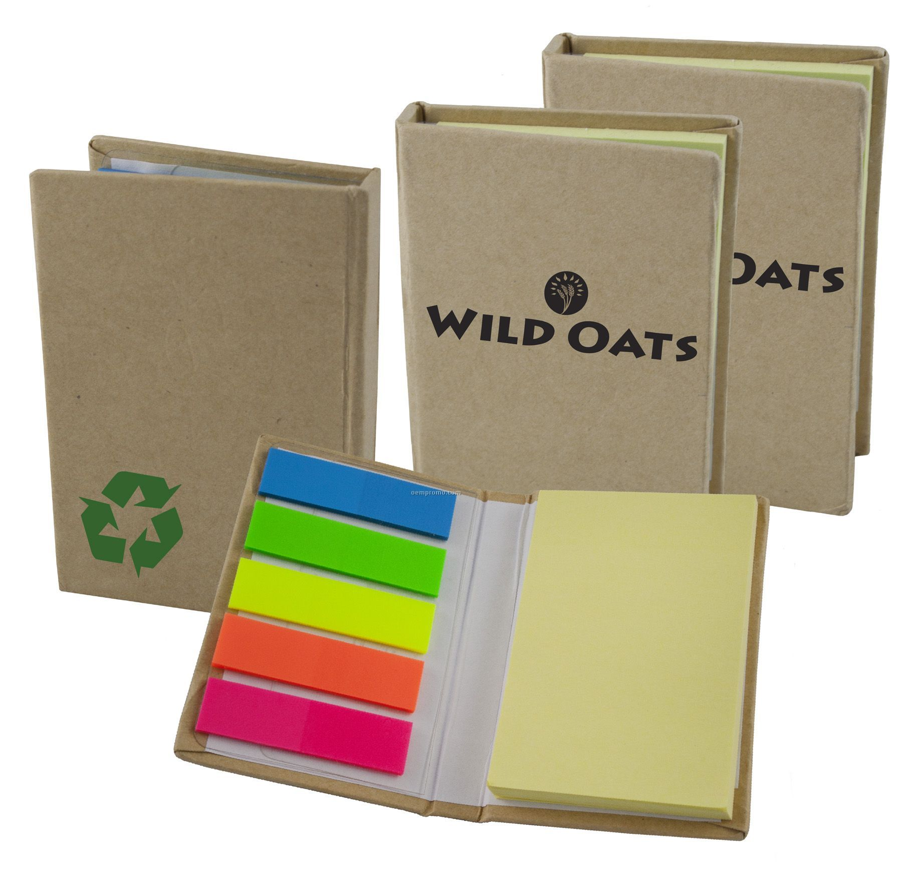 Self Stick Note Pad With Sticky Notes