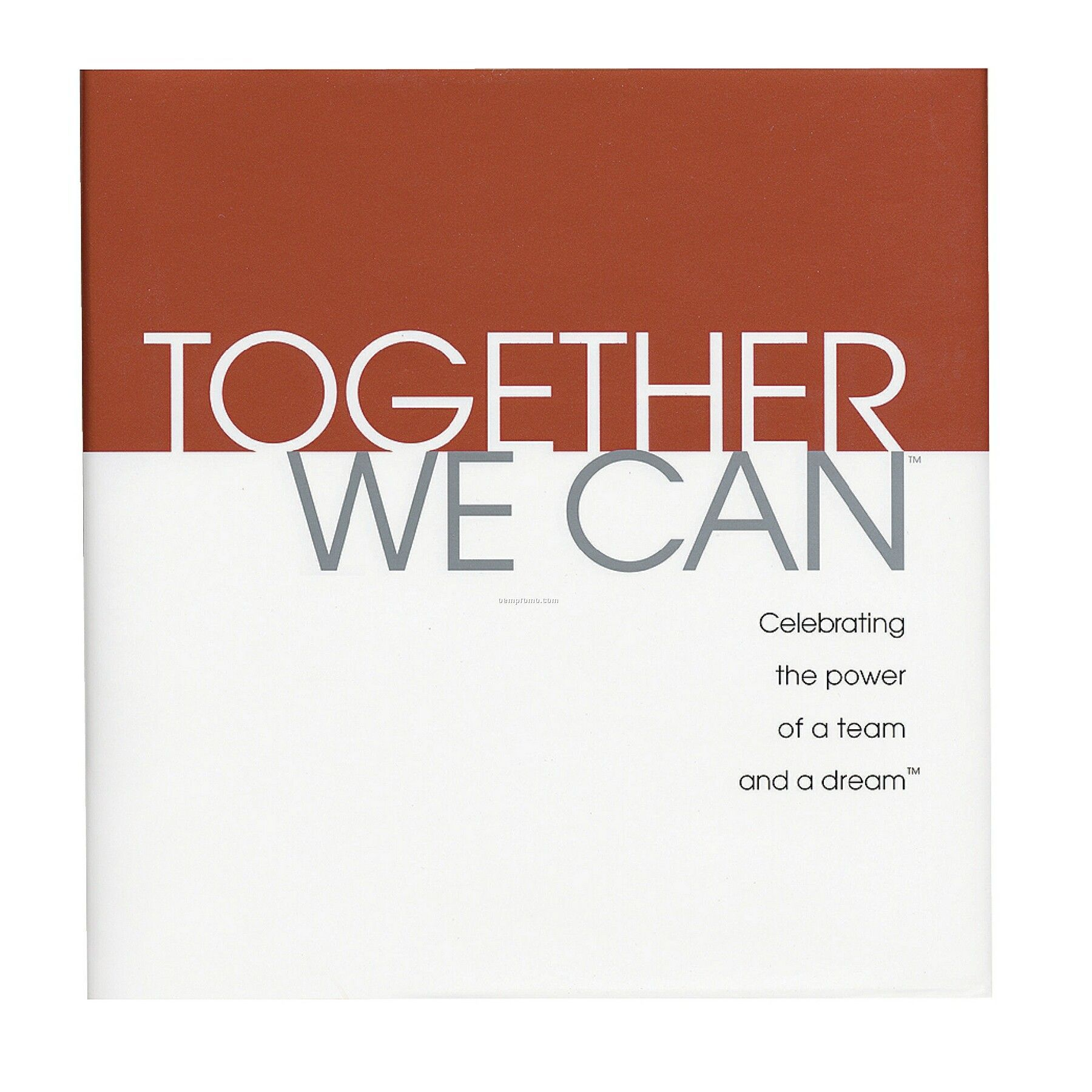 Gift Of Inspiration Series - Together We Can