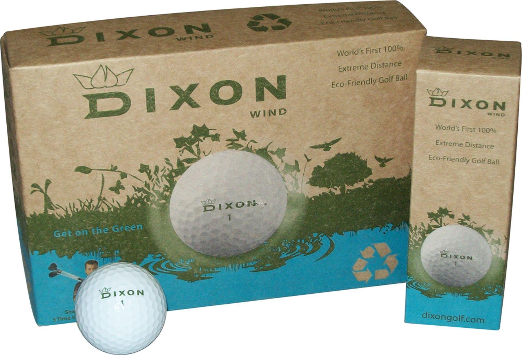 Dixon Wind Golf Balls