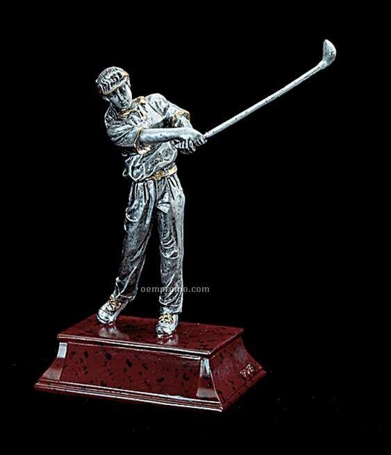 """Golf, Female Signature Series Figures - 6"""""""