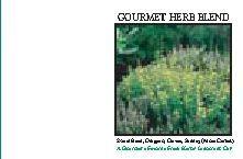Impression Series Gourmet Herb Blend Seeds