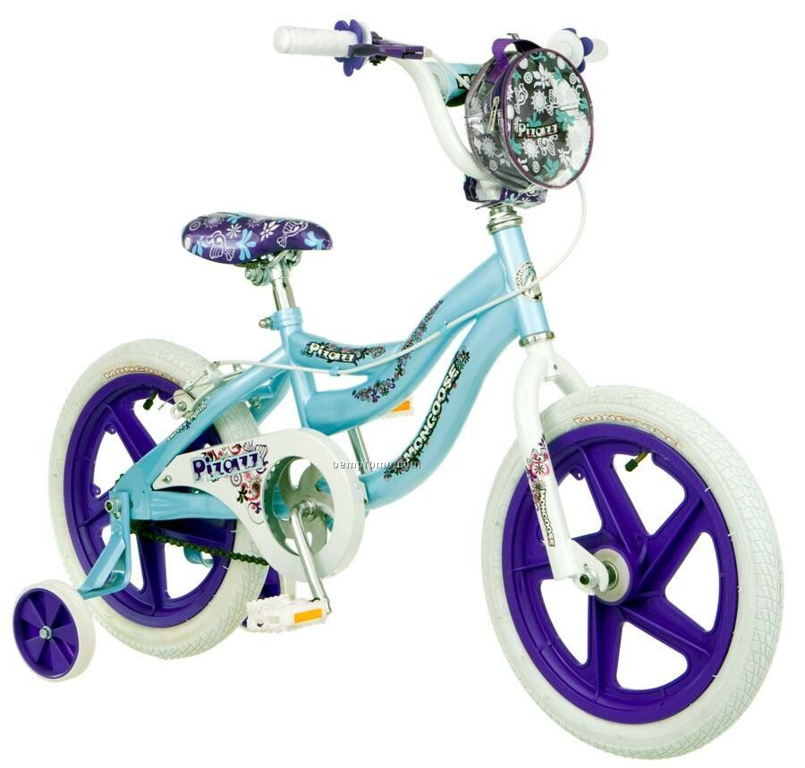 Mongoose Girl's Pizzazz Bicycle