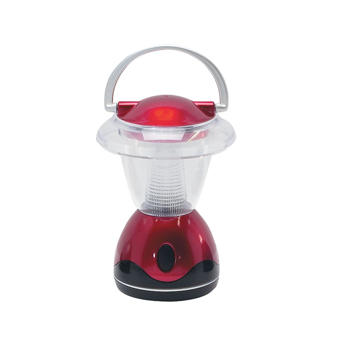 Red Lantern Camping Light