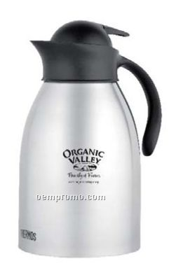 Stainless Steel Carafe - 51 Oz.