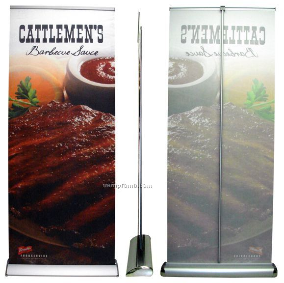 Banner Stand - Ld1 Premium Single Sided