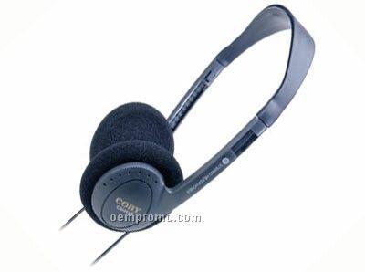 Coby Slim Line Stereo Headphone