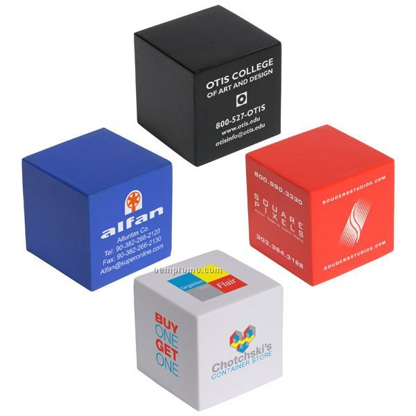 Cube Squeeze Toy