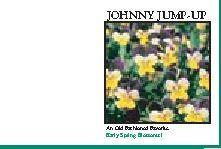 Impression Series Johnny Jump Up Flower Seeds