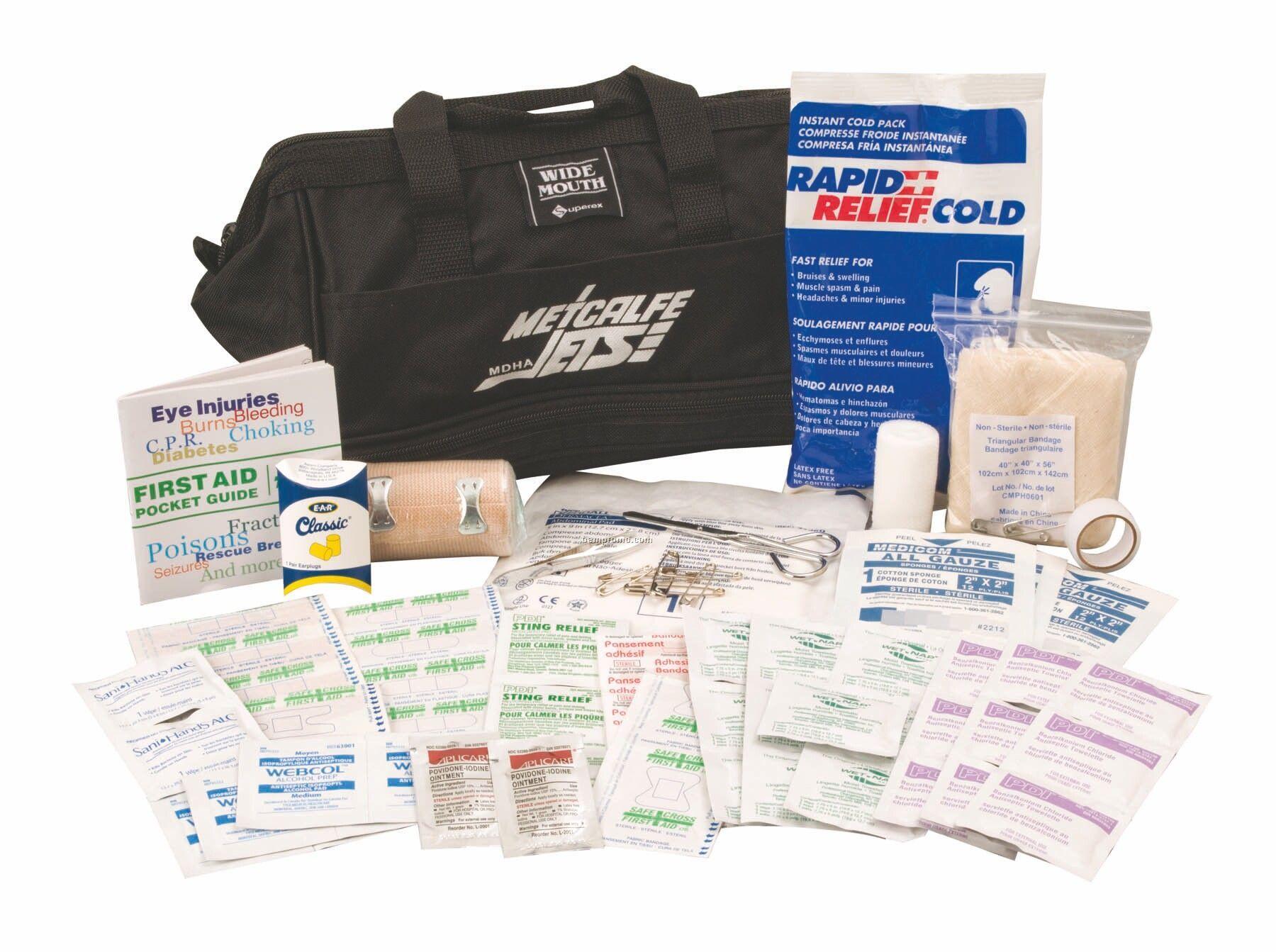Jr. Widemouth First Aid Kit