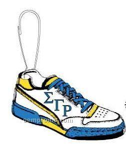 Sigma Gamma Rho Sorority Shoe Zipper Pull