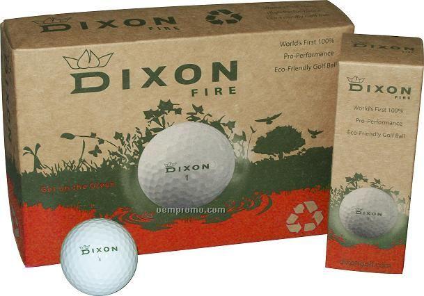 Dixon Fire Golf Balls