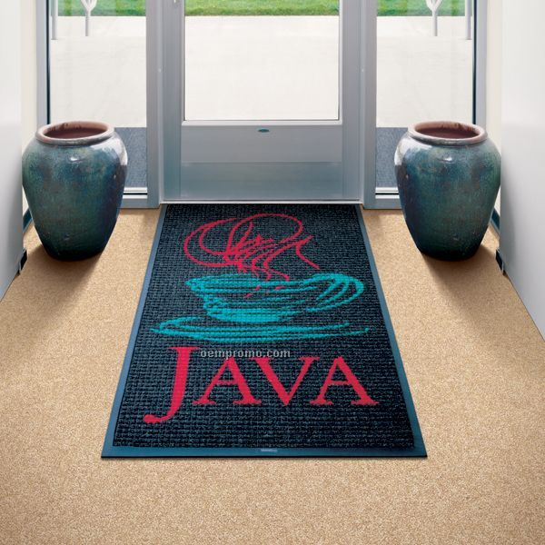 Waterhog Inlay Indoor / Outdoor Logo Mats (3'x10')