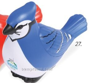 Blue Jay Stress Relievers