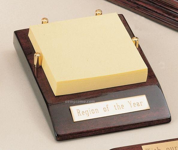 Howard Miller Caddy II Note Pad Holder (Blank)