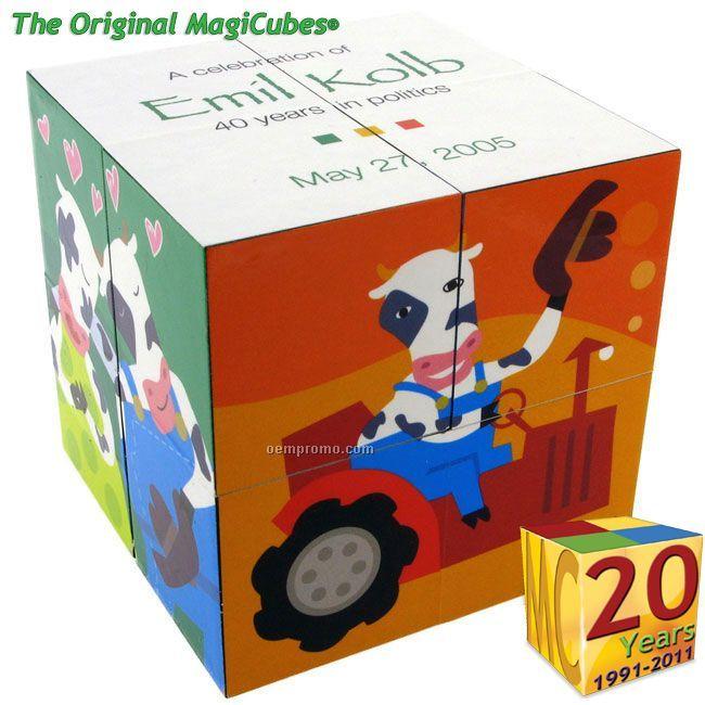 Magic Cubes Musical Magic Cubes