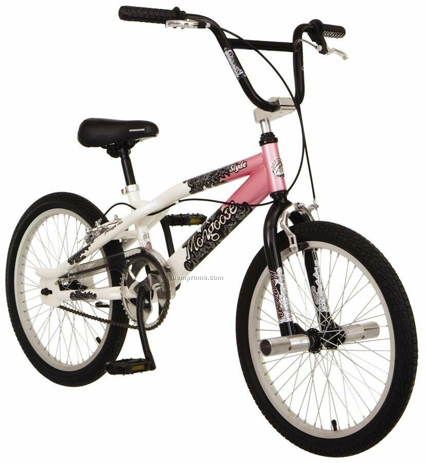 "Mongoose 20"" Girl's Slyde Bicycle"