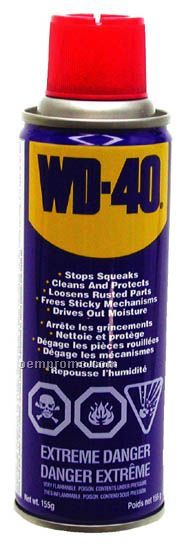 Wd-40 Can