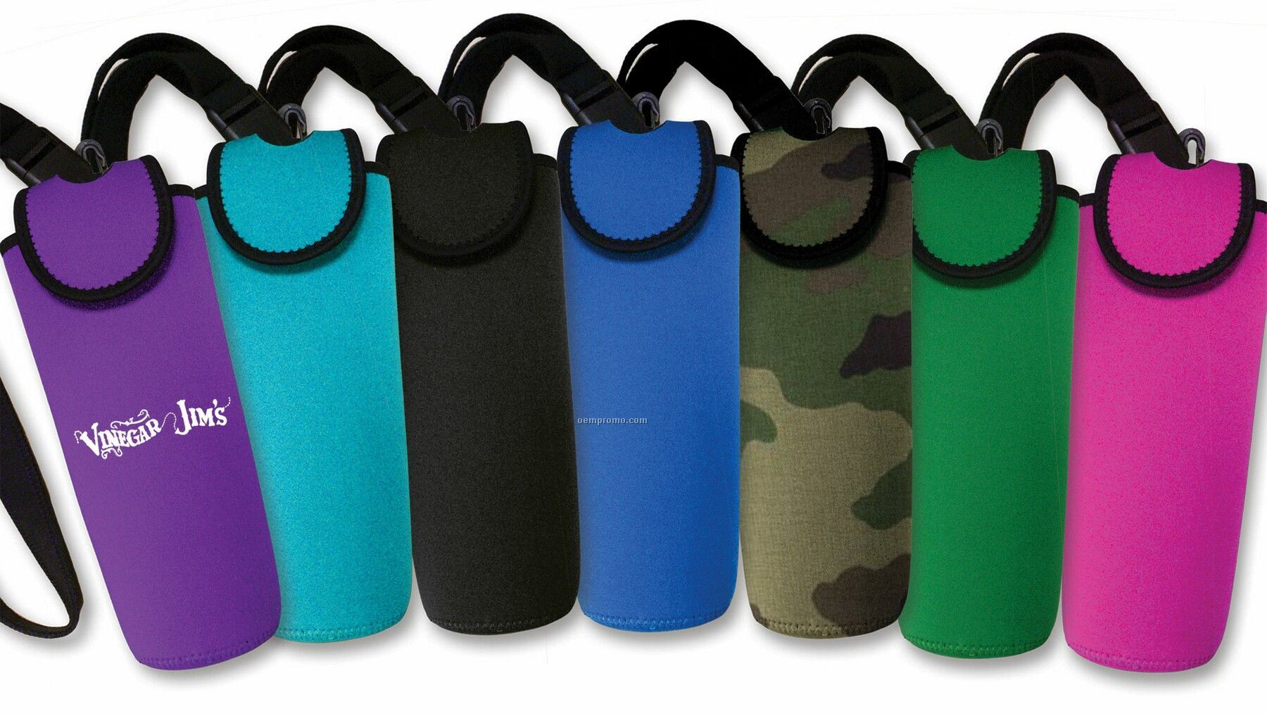 Neoprene Water Bottle Insulator - Large